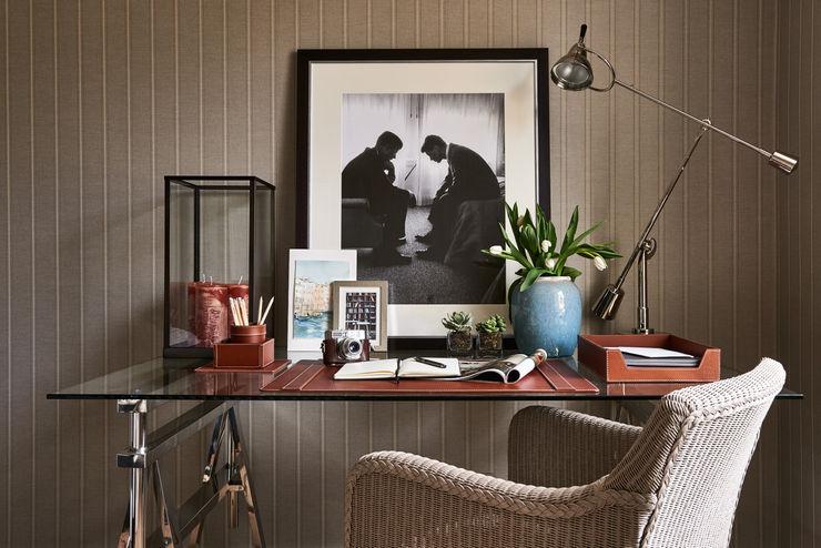 Interiors Adam Carter Photo 書房/辦公室