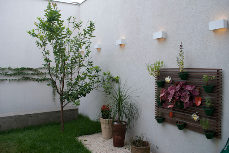 Jardim ArkDek Jardins ecléticos