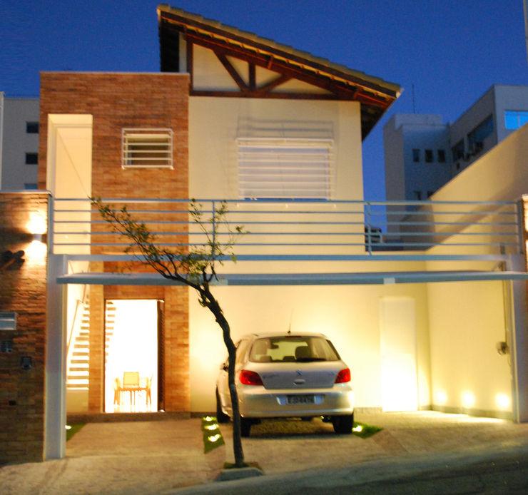 ArkDek Casas de estilo ecléctico