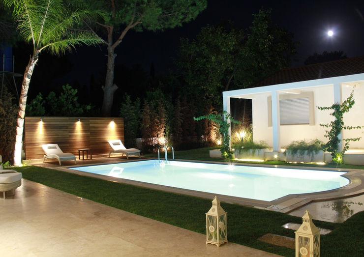 Mimkare İçmimarlık Ltd. Şti. Modern garden