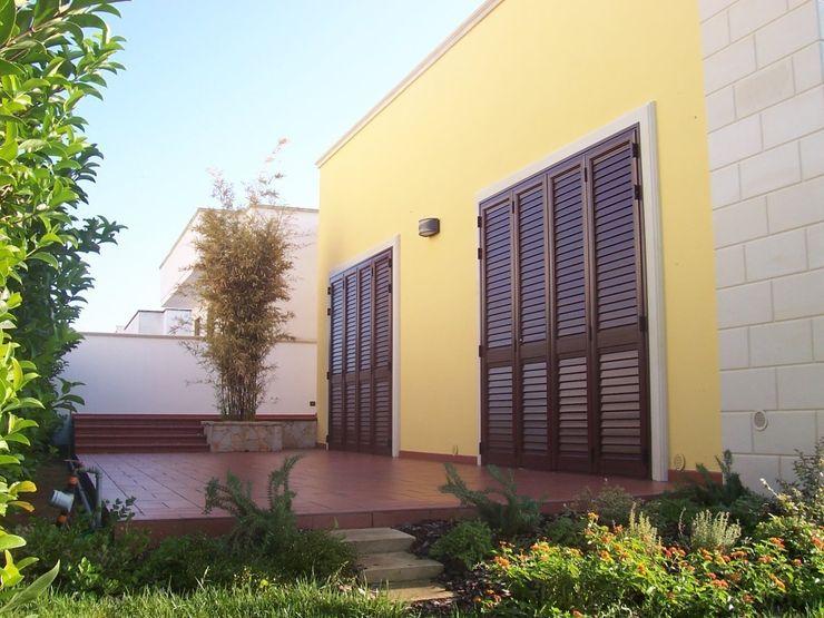Gianluca Vetrugno Architetto Casas modernas