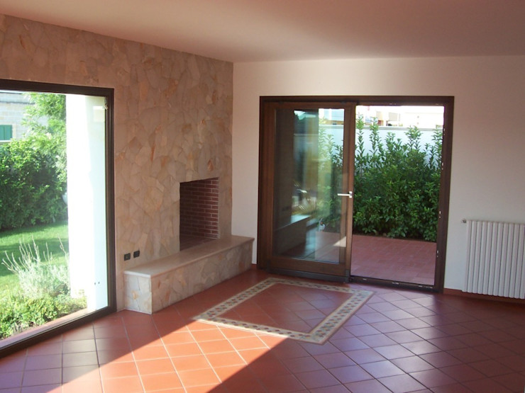 Gianluca Vetrugno Architetto Salas modernas
