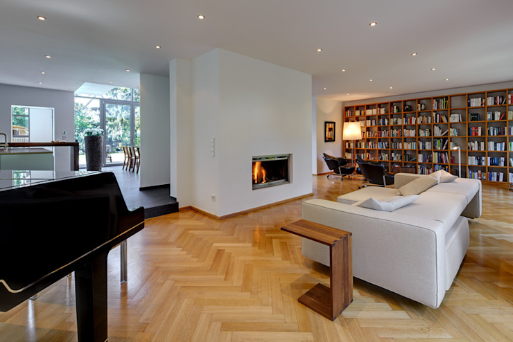 Architekturbüro Lehnen Salas modernas