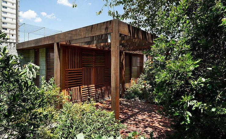 Atelier Pompeia ODVO Arquitetura e Urbanismo Casas modernas