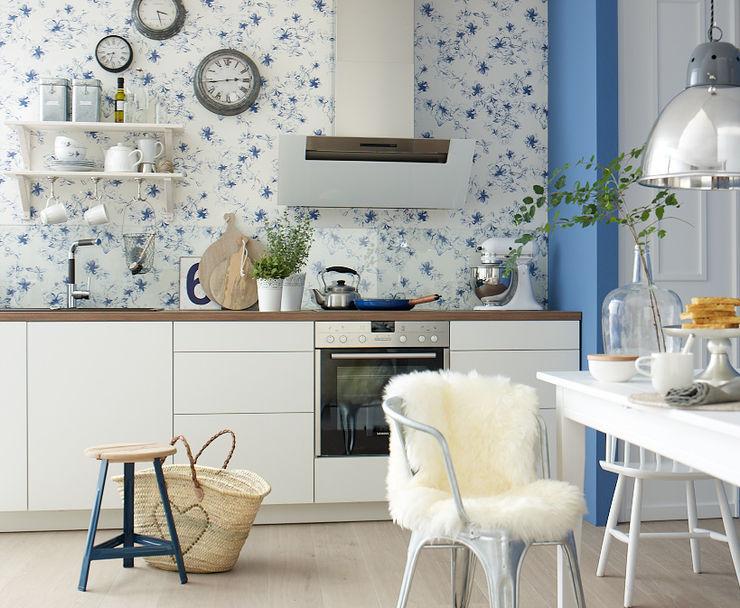1 Küche 2 x anders diewohnblogger Skandinavische Küchen