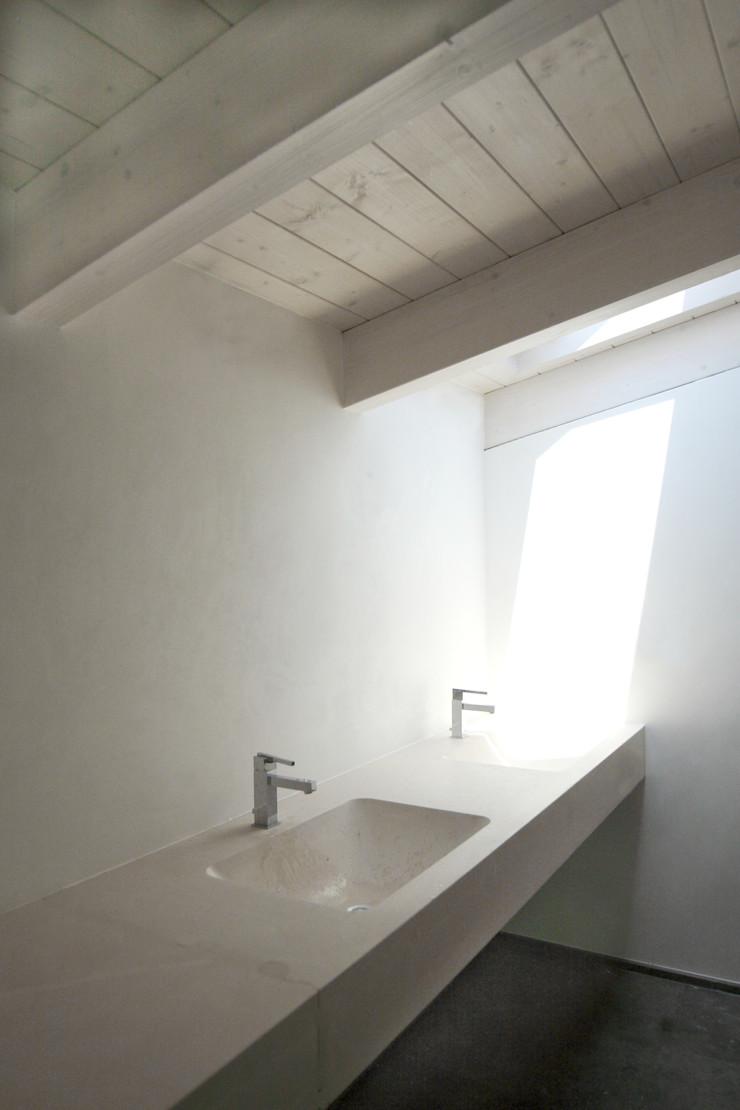 Giandomenico Florio Architetto Ванна кімната