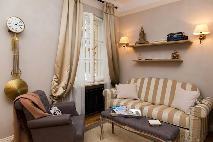 Atmosfere Distintive-Home staging e relooking Living roomSofas & armchairs