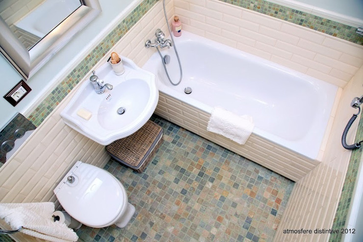 Atmosfere Distintive-Home staging e relooking Classic style bathroom