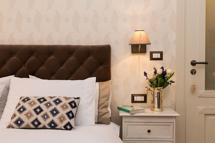 Atmosfere Distintive-Home staging e relooking BedroomBeds & headboards