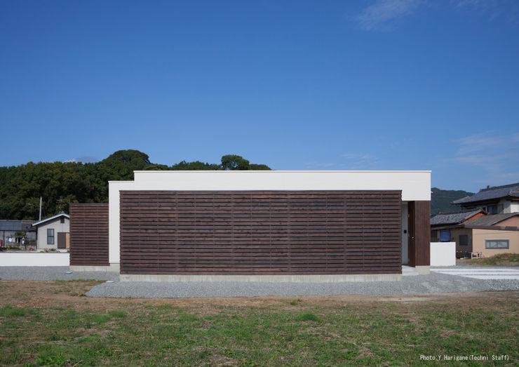 松岡健治一級建築士事務所 Minimalist house