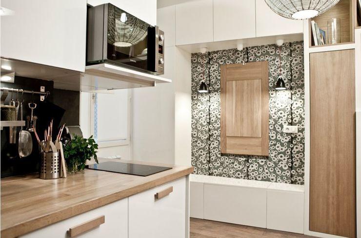 Géraldine Laferté Scandinavian style dining room