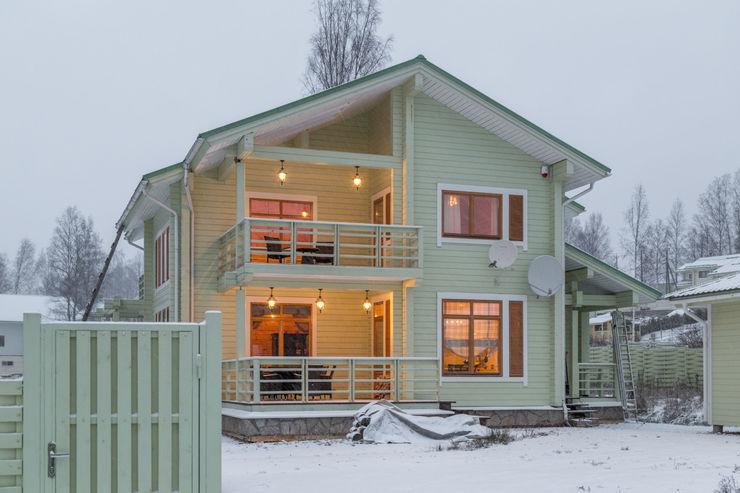 Be In Art Scandinavian style houses