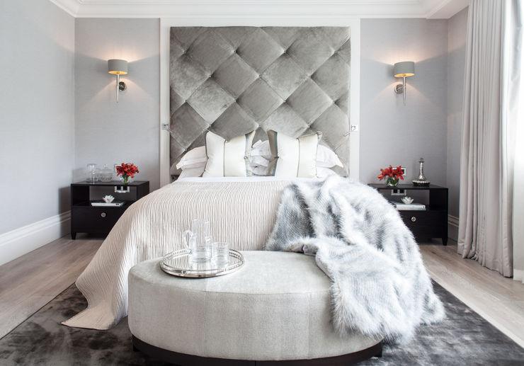 Photography for Kingshall Estates / Vastu Interiors - House in Northwood, London Adelina Iliev Photography Modern style bedroom