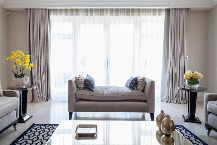 Photography for Kingshall Estates / Vastu Interiors - House in Northwood, London Adelina Iliev Photography Modern living room