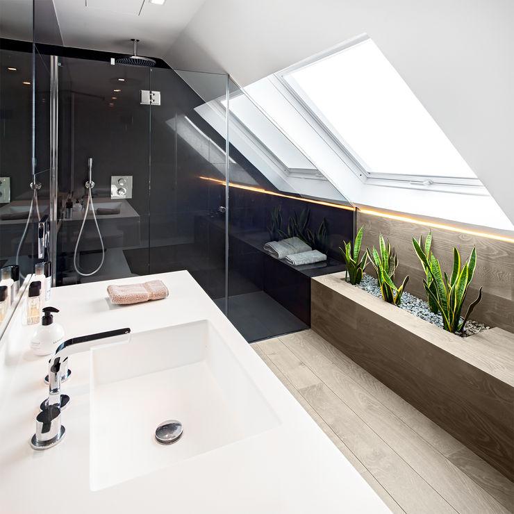 Tarimas de Autor Modern Bathroom