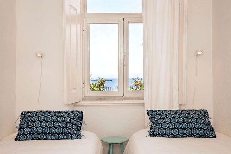 Staging Factory Mediterranean style bedroom