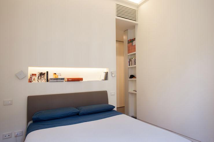 bdastudio Modern style bedroom