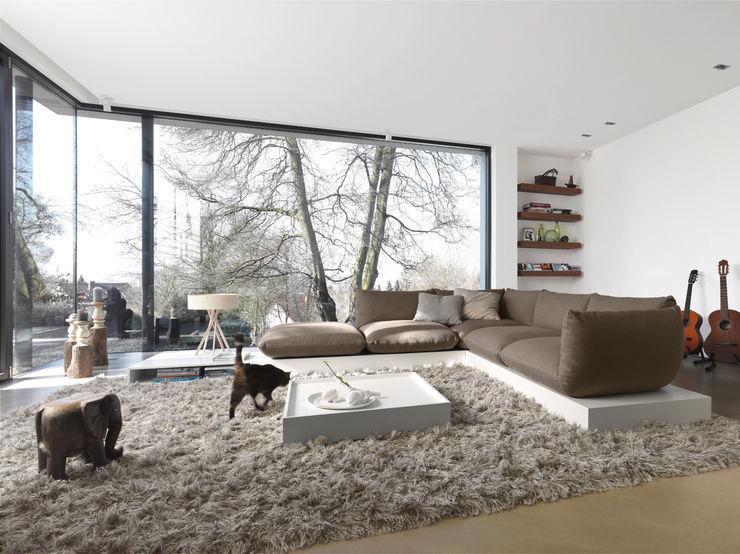 STREIF Haus GmbH Classic style living room