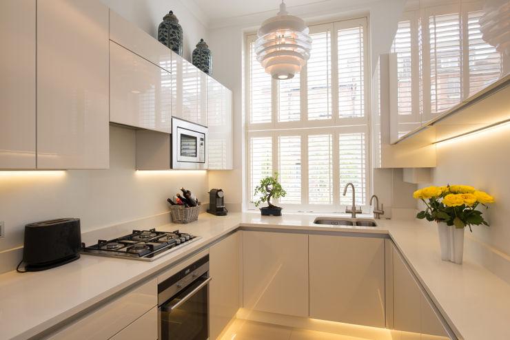 Kitchen DDWH Architects مطبخ