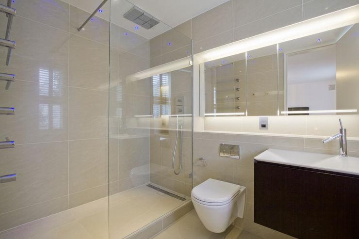 En Suite bathroom DDWH Architects Minimalist bathroom