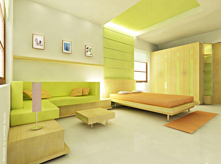 Bedroom Interiors Preetham Interior Designer Minimalist bedroom