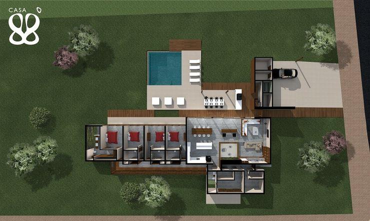 Atelier O'Reilly Maisons tropicales