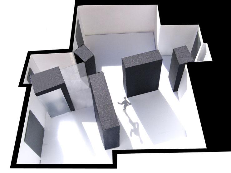 Modellino di studio Bodà Soggiorno moderno