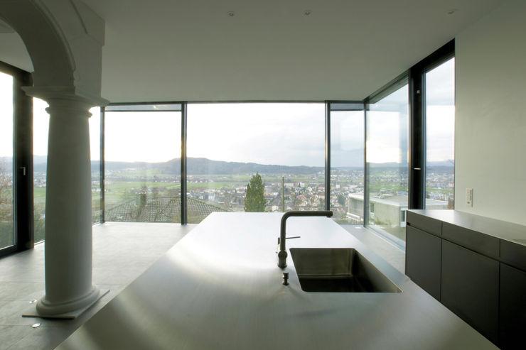Alberati Architekten AG Modern Kitchen