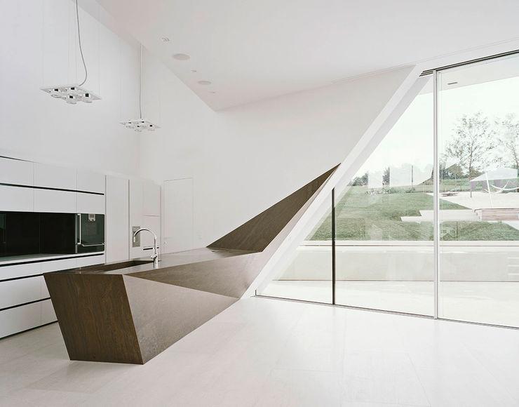 project a01 architects, ZT Gmbh Eklektik Mutfak
