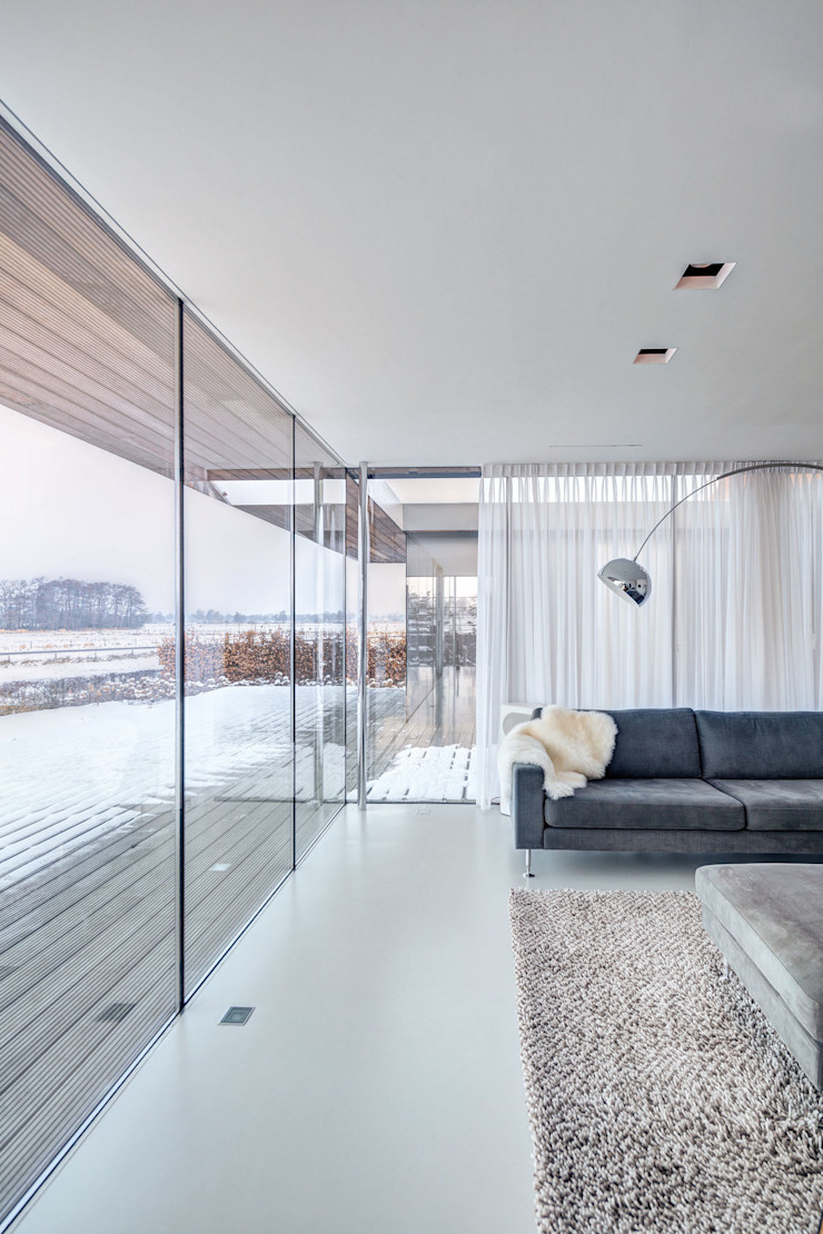 reitsema & partners architecten bna Modern Living Room