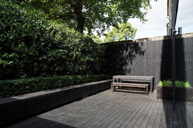 Ed's Shed Ed Reeve Jardines minimalistas