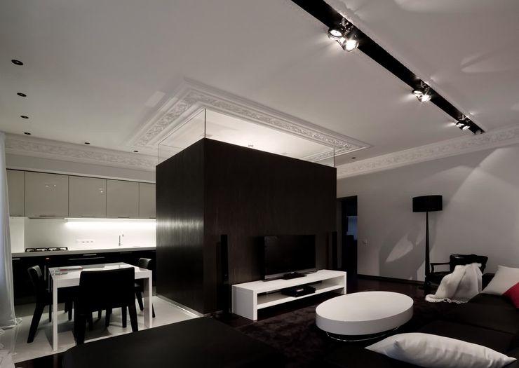 Archibrook Soggiorno minimalista