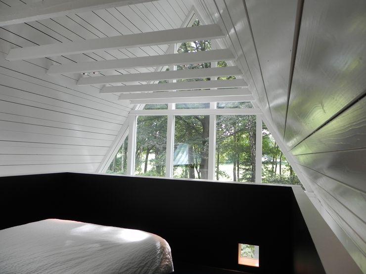 reitsema & partners architecten bna Modern Bedroom