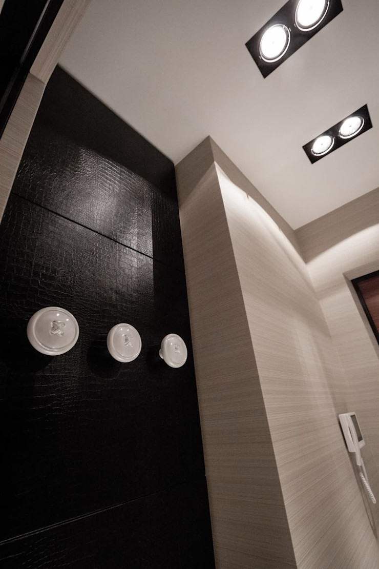 Archibrook Ingresso, Corridoio & Scale in stile moderno