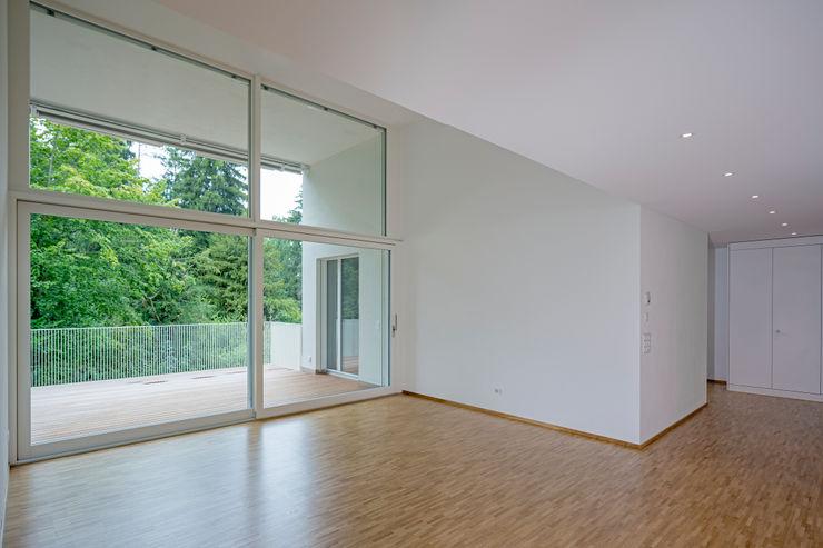 Alberati Architekten AG Modern Living Room