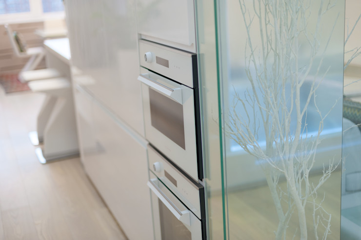 ANNA SHEMURATOVA \ interior design مطبخ
