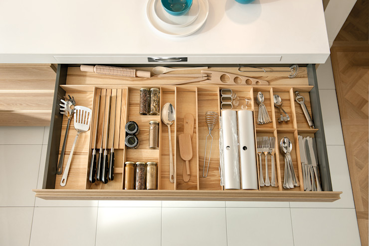 NEW! 2015 Kitchen: PORTLAND + ARCOS Schmidt Palmers Green Scandinavian style kitchen