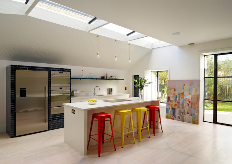 Shaker kitchen by Harvey Jones Harvey Jones Kitchens Modern Kitchen