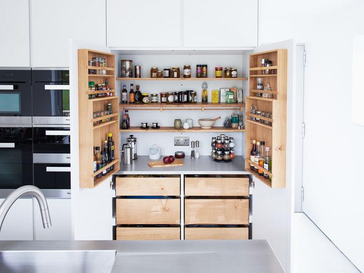 Bespoke Minimalist Kitchen By Luxmoore & Co Luxmoore & Co Kitchen