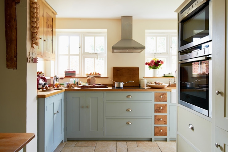 Cottage Kitchen By Luxmoore & Co Luxmoore & Co Cocinas rurales