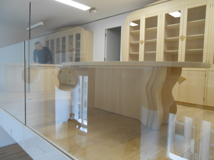 ARREDAMENTI BARALDI NATURE Modern study/office
