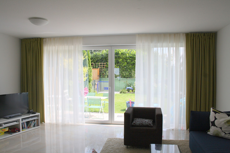SILKs Wohnen in Stoff Living roomAccessories & decoration