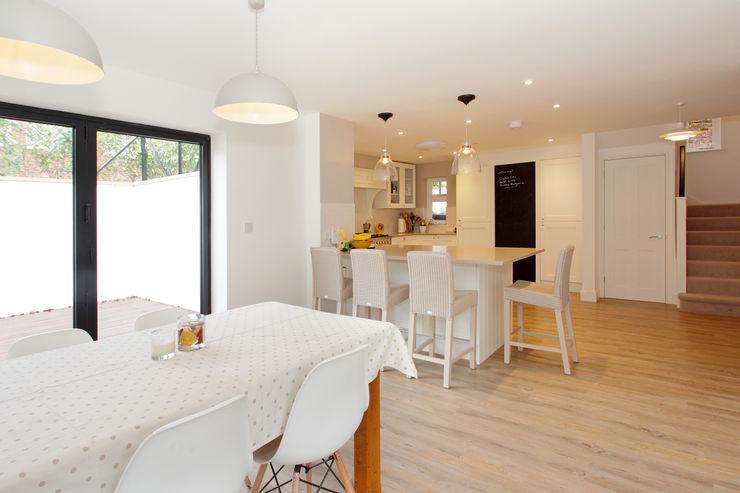 Wickham House C7 architects Moderne Küchen