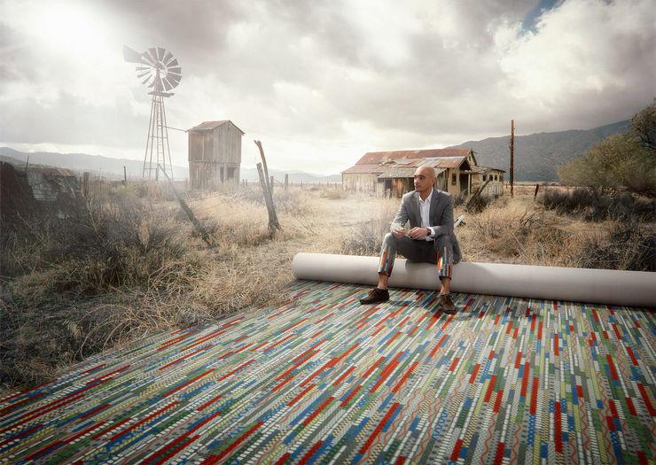 Muurbloem Design Studio Walls & flooringCarpets & rugs