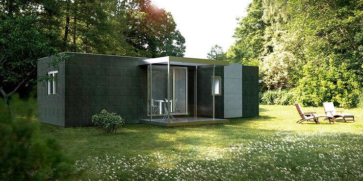 Casas Cube Maisons préfabriquées