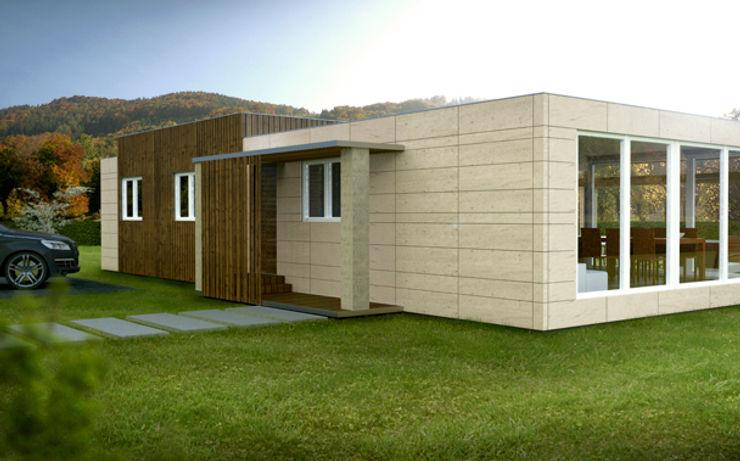 Casas Cube Maisons modernes