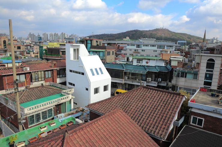 임조의 오두막 AAPA건축사사무소 모던스타일 주택