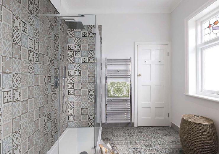 Ceramiche Addeo Casas de banho modernas