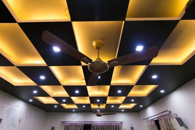 False ceiling design homify Walls & flooringWall & floor coverings