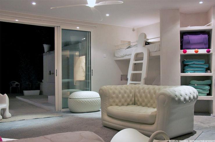 Villa Porto Vecchio STUDIO LOUISMORGAN Chambre d'enfant moderne